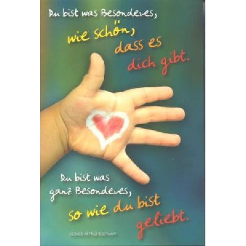 Du bist was Besonderes - CD-Card GEBURTSTAG, 4,60