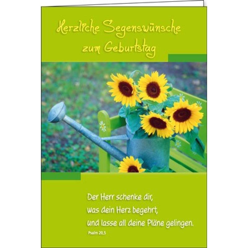 Segenswunsch Zum Geburtstag