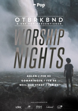 Outbreakband - Worship Night