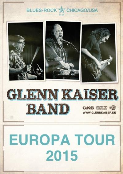Glenn Kaiser Band Tour 2015, 10,00